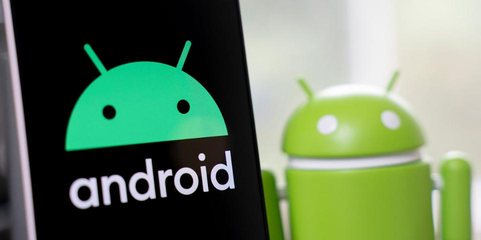 Релиз мобильной платформы Android 12